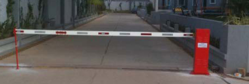 Manufacturers Automatic Boom Barrier Barriers In